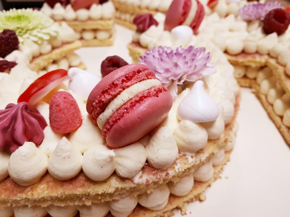 Number Cake La Recette Sur Les Desserts De Stéphanie