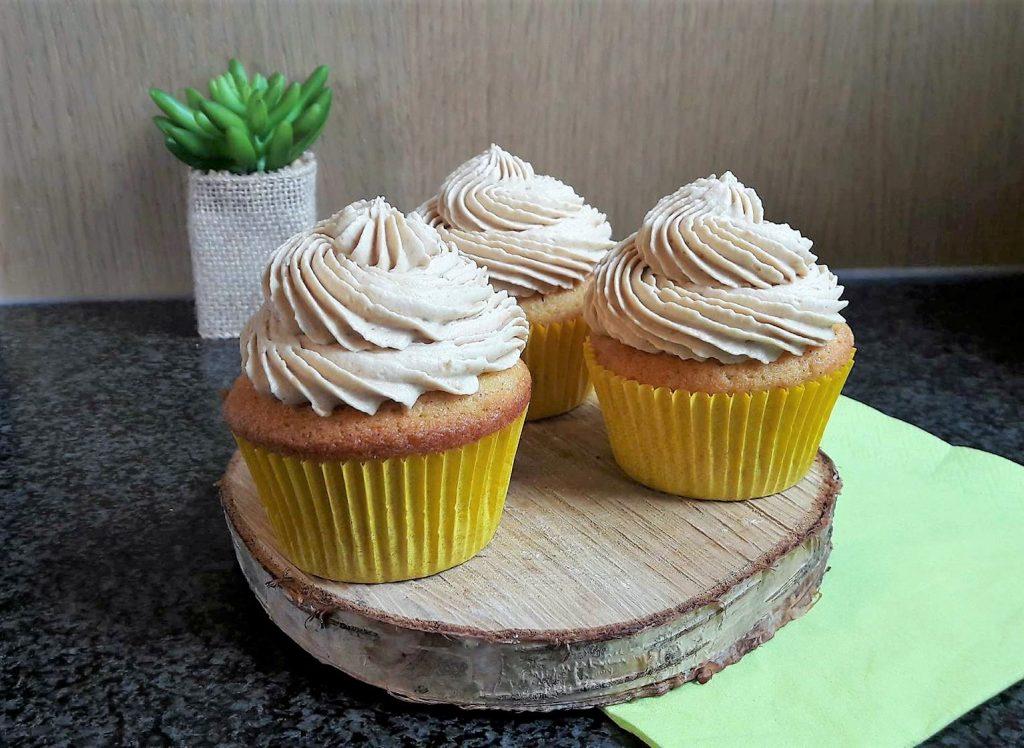 Cupcakes aux pommes