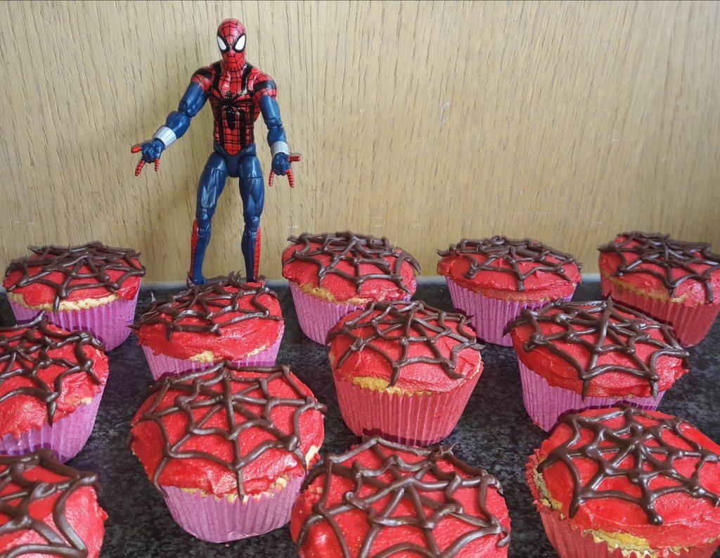 Cupcakes aux pommes sans gluten