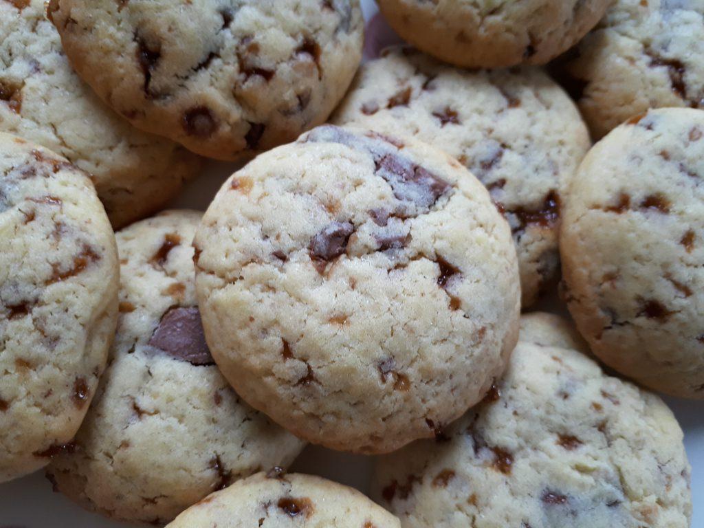 Cookies Caramélia